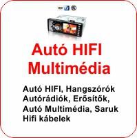 Autóhifi, Multimédia