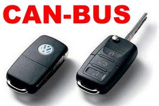 CAN-BUS-os Autóriasztók az autó gyári távirányítójával vezérelve