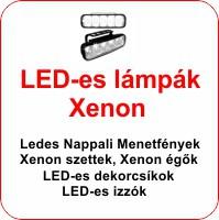 Menetfények, Xenon
