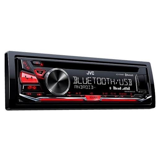 JVC KD-R784BT Bluetooth MP3/CD rádió USB bemenettel és kihangosítóval