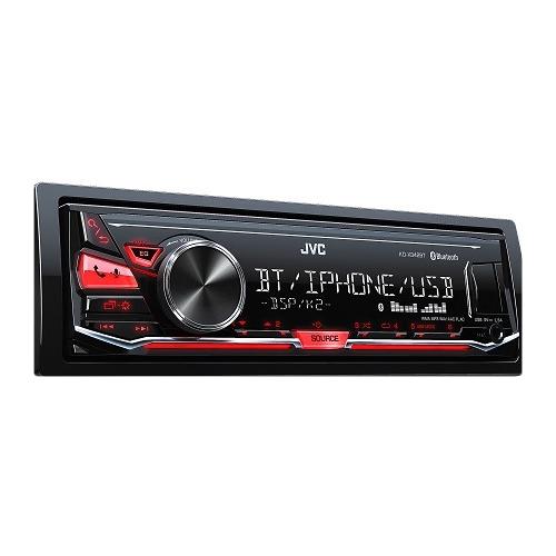 JVC KD-X342 BT BLUETOOTHOS USB-s CD nélküli Autórádió Kihangosítóval