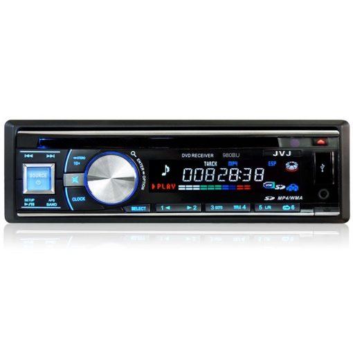 JVJ DVD 980BU DVD Lejátszós Autórádió LCD kijelző nélkül