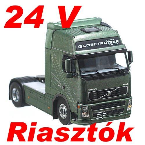 24 V - 24 Voltos Teherautó, Busz Riasztók