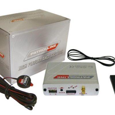Patrol Line HPS-846 GSM CAN-BUS-os Autóriasztó RABLÁSGÁTLÁSSAL és GSM hívómodullal