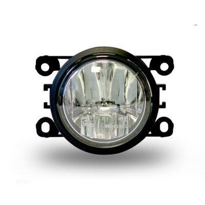 KTC LEDES Ködlámpa + Menetfény 90mm átmérőjű 4 Csavaros Gyári Felfogatású