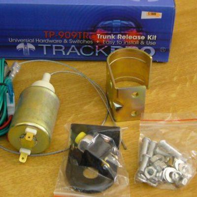Csomagtér felpattintó elektromágnes
