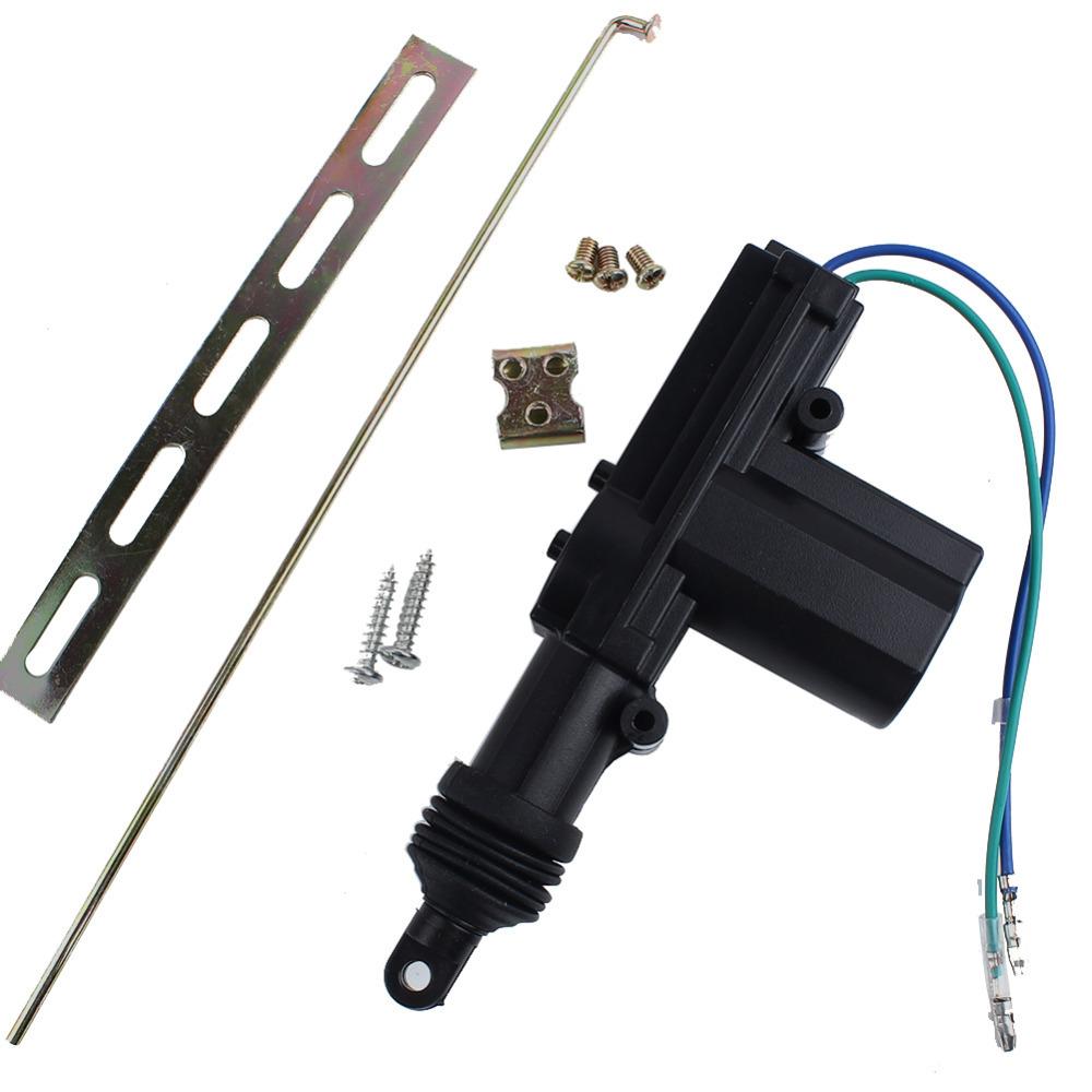 2 vezetékes központizár motor