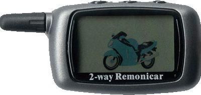Sentinel 1100 Moto LCD Pageres Motorriasztó