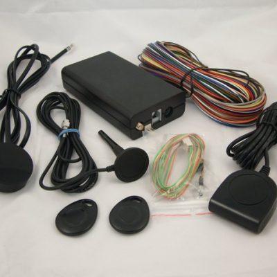 GSM Autóriasztó RFIDA-30 GSM