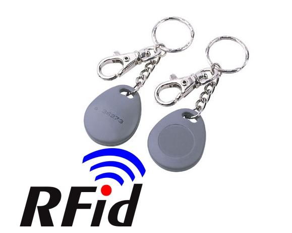 RFID Autóriasztók