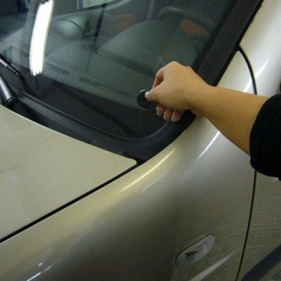 RFID Autóriasztó rádiójel nélküli