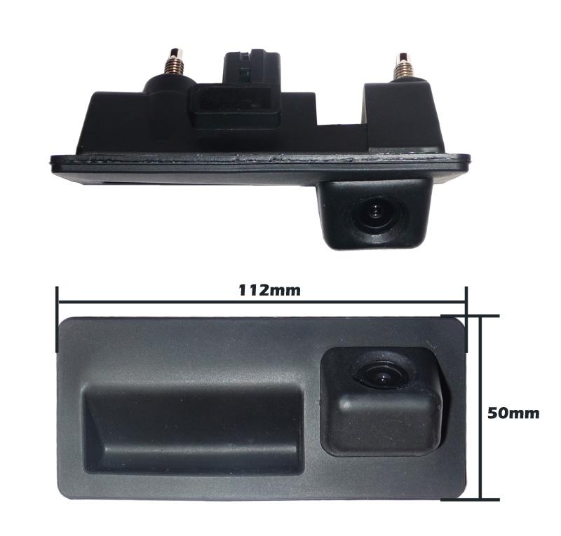 Audi-03 Audi Rendszámvilágítás helyére szerelhető Tolatókamera