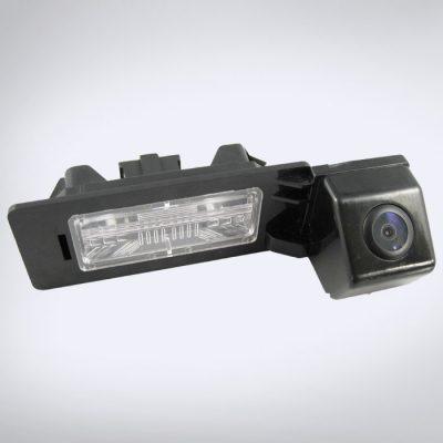 Audi-05 Audi Rendszámvilágítás helyére szerelhető Tolatókamera