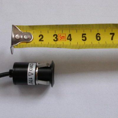 DRILL-170 - BEFÚRHATÓ mini vízálló 170 fokos nagylátószögű egészen kis méretű tolatókamera