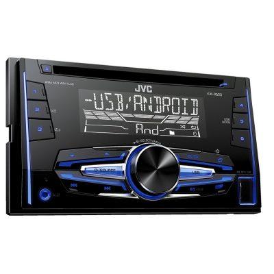 CD/MP3 USB-s Autórádiók 2 DIN Méretben