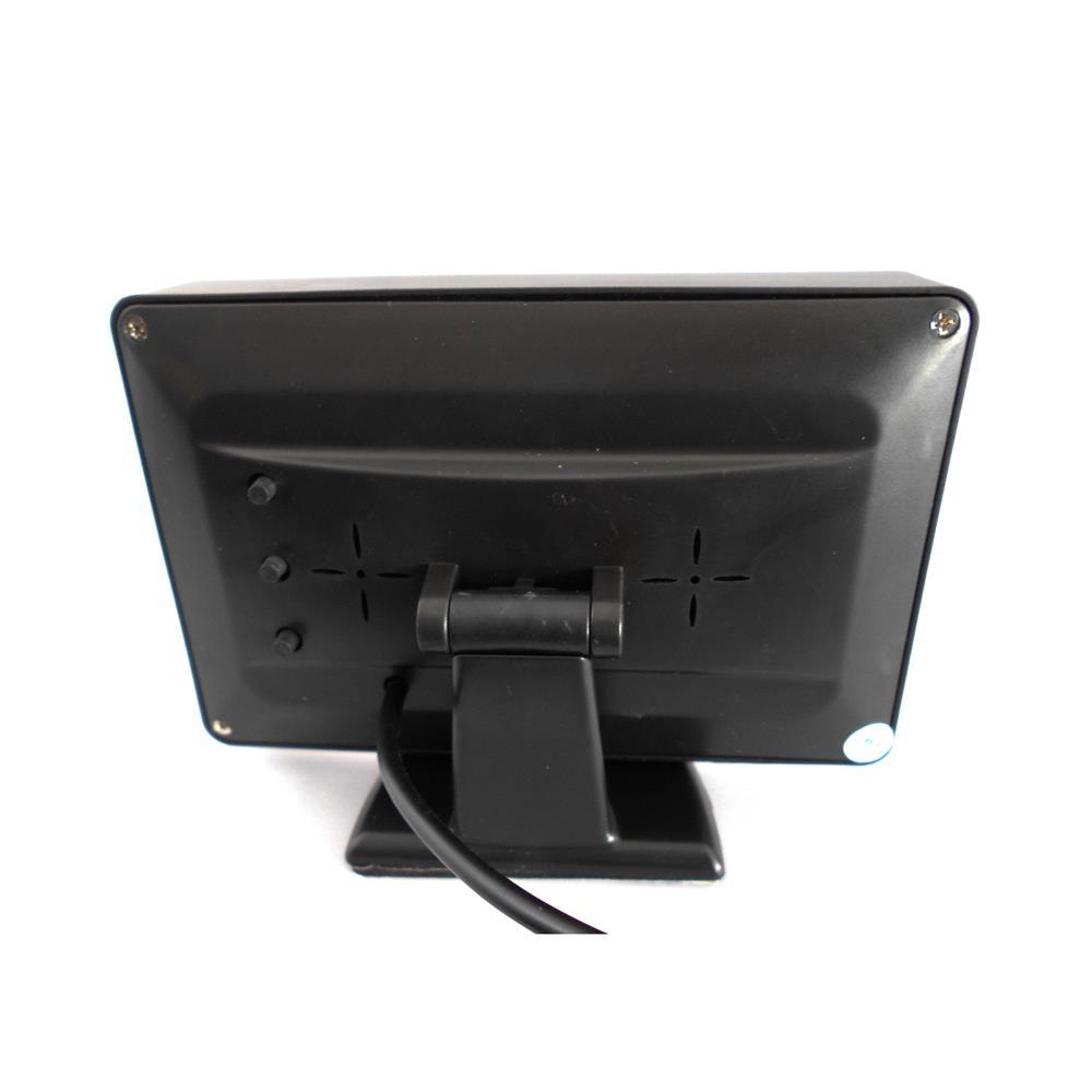 """PMS TM-02 SZÍNES 4.3"""" TALPAS LCD MONITOR"""