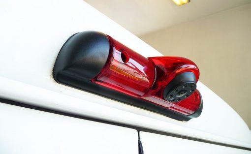 Ducato, Peugeot Boxer pótféklámpába épített tolatókamera