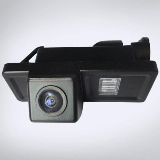 citoen-07 Gyárilag rendszámvilágítás helyére szerelhető tolatókamera