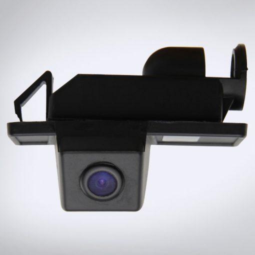 citoen-08 Gyárilag rendszámvilágítás helyére szerelhető tolatókamera