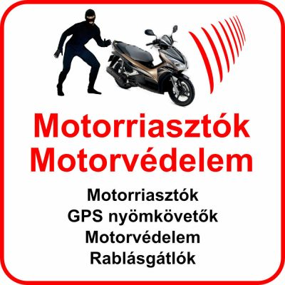 Motorriasztók, motorvédelem