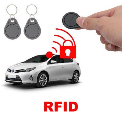 RFID Rádiójel nélküli Autóriasztók